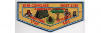 2019 SR-1B Conclave Host Flap (PO 88489) Pine Burr Area Council #304