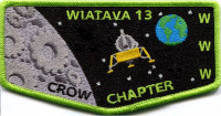 Wiatava 13 Crow Chapter Orange County Council #39
