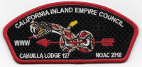 California Inland Empire Council Chauilla Lodge NOAC California Inland Empire Council #45