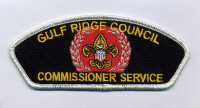 Commissioner Service- GRC Gulf Ridge Council #86