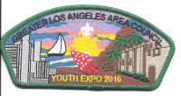 GLAAC Youth Expo 2016 OA CSP Greater Los Angeles Area Council #33