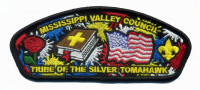 MVC Tribe of the Silver Tomahawk CSP Mississippi Valley Council #141