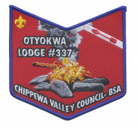 Otyokwa Lodge 337 -  Chippewa Valley Council #637