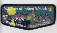 Wizards of Haken Waleck Conclave 2020 Westmoreland-Fayette Council #512