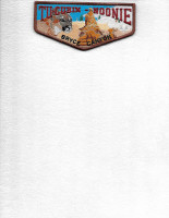 Tu Cubin Noonie Bryce Canyon - oa pocket flap  Utah National Parks Council #591