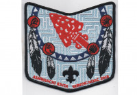 NOAC STAFF Pocket Patch (PO 87608) Choctaw Area Council #302
