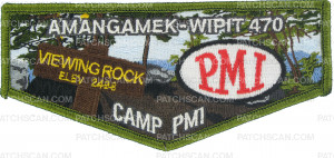 Patch Scan of Amangamek-Wipit 470 Camp PMI flap