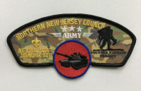 Army JSP Set Northern New Jersey Council #333