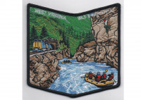 2018 NOAC Pocket Patch (PO 87801) Mountaineer Area Council #615