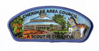 Cherokee Area Council A Scout is Cheerful Cherokee Area Council #469