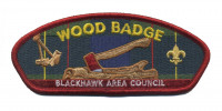 BAC - Wood Badge Blackhawk Area Council #660