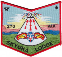 AIA Skyuka Lodge Pocket Palmetto Area Council #549