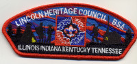 LCH - NYLT 2015 CSP  Lincoln Heritage Council #205