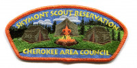 Skymont Scout Reservation CSP  Cherokee Area Council #556