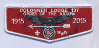 OA Colonneh Lodge 137 (Red) Sam Houston Area Council #576