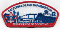 CIEC 2020 Friends of Scouting CSP California Inland Empire Council #45