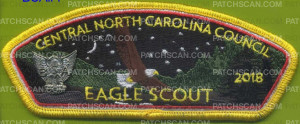 Patch Scan of 368383 EAGLE SCOUT