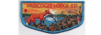 Lodge Flap (PO 87644) Indian Waters Council #553