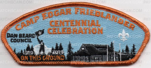 Patch Scan of CAMP EDGAR CENTENNIAL CSP FULL COLOR