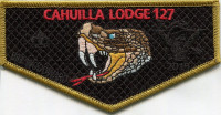 Cahuilla Lodge 127 California Inland Empire Council #45