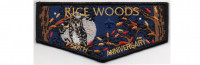 Rice Woods Flap (PO 88222) La Salle Council #165