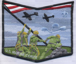 Patch Scan of 350084 MARINE