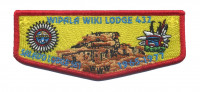 Wipala Wiki 432 Salado flap Grand Canyon Council #10