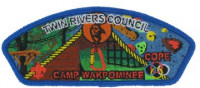 Camp Wakpominee CSP- Twin Rivers Council  Twin Rivers Council #364