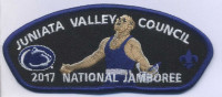321923 A Wrestler Juniata Valley Council #497