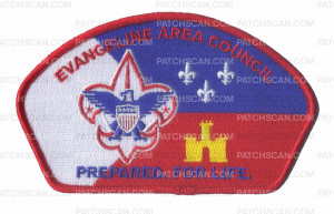 Patch Scan of Prepared For Life