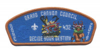 Grand Canyon Council 2018 NOAC CSP Grand Canyon Council #10