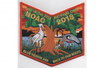 2018 NOAC Pocket Patch Morning (PO 87628r1) Tidewater Council #596