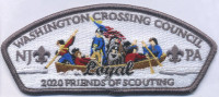 388225 WASHINGTON Washington Crossing Council