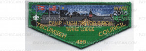 Patch Scan of Camp Lodge Flap (green)