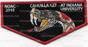 Patch Scan of NOAC 2018 Cahuilla 127 Indiana University pocket flap