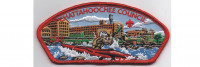 FOS CSP Red Border (PO 87614) Chattahoochee Council #91