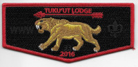 Tuku'ut Lodge 2016 Greater Los Angeles Area Council #33