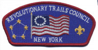 Revolutionary Trails Council CSP New York Revolutionary Trails Council #400