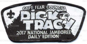 Patch Scan of P24202 2017 Jamboree Set