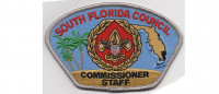 Commissioner STAFF CSP (PO 88493) South Florida Council #84