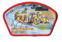 Tecumseh Council Scoutcraft Whitewater Rafting 2017 NJ JSP Tecumseh Council #439
