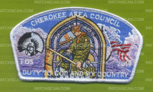 Patch Scan of Cherokee Area Council 2019 FOS CSP