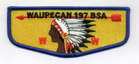 wupecan 197 BSA Rainbow Council #702