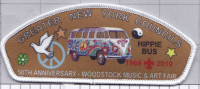 Hippie Van-379974-A Greater New York, Manhattan Council #643
